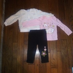 3 Piece Wonder Nation Outfit